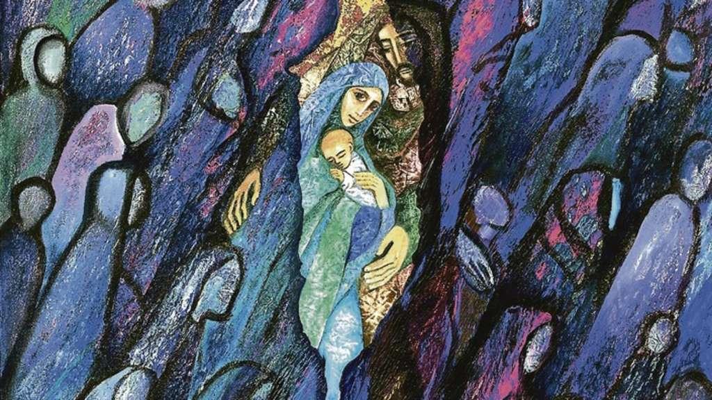"""RITIRO DI AVVENTO: """"essere cercatori della gioia"""" (Marco 10,17-22; Luca 19, 1-10; Luca 1,39-55)"""